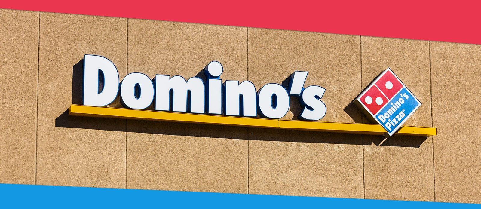 """Domino's """"Pizza Turnaround"""""""