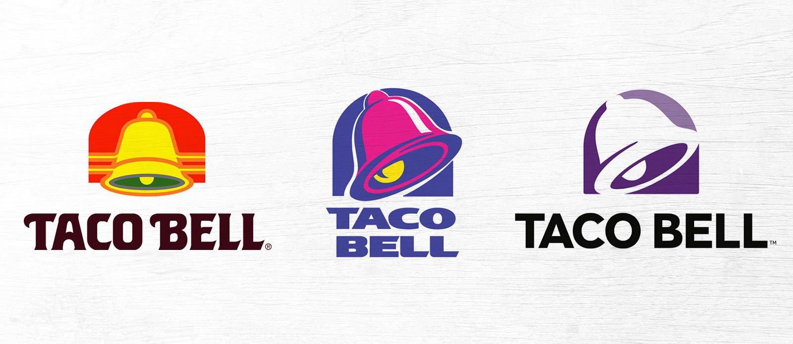History of the Taco Bell Logo