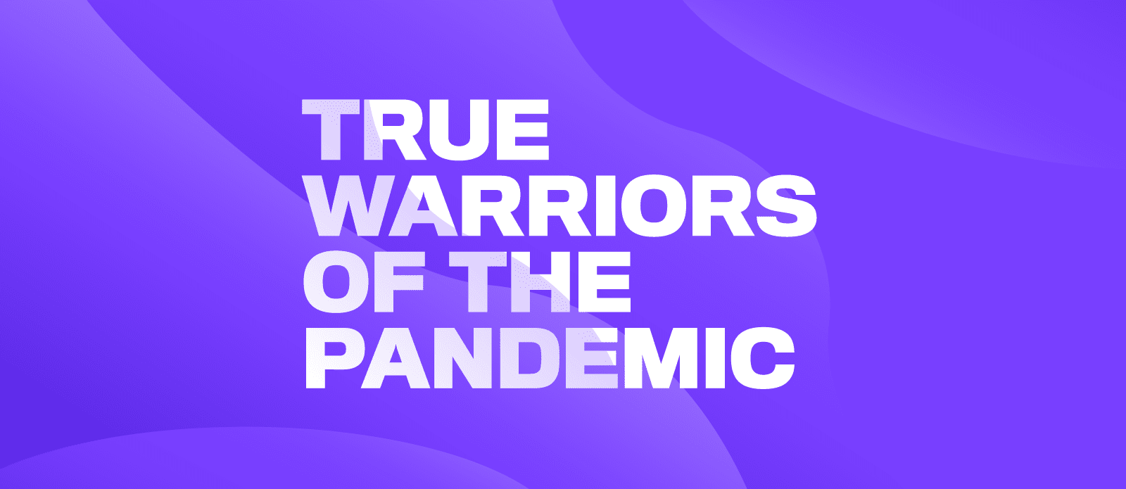 True Warriors of the Pandemic: Celebrating the Higher Ed Faculty and Staff Who Stepped Up During the Pandemic