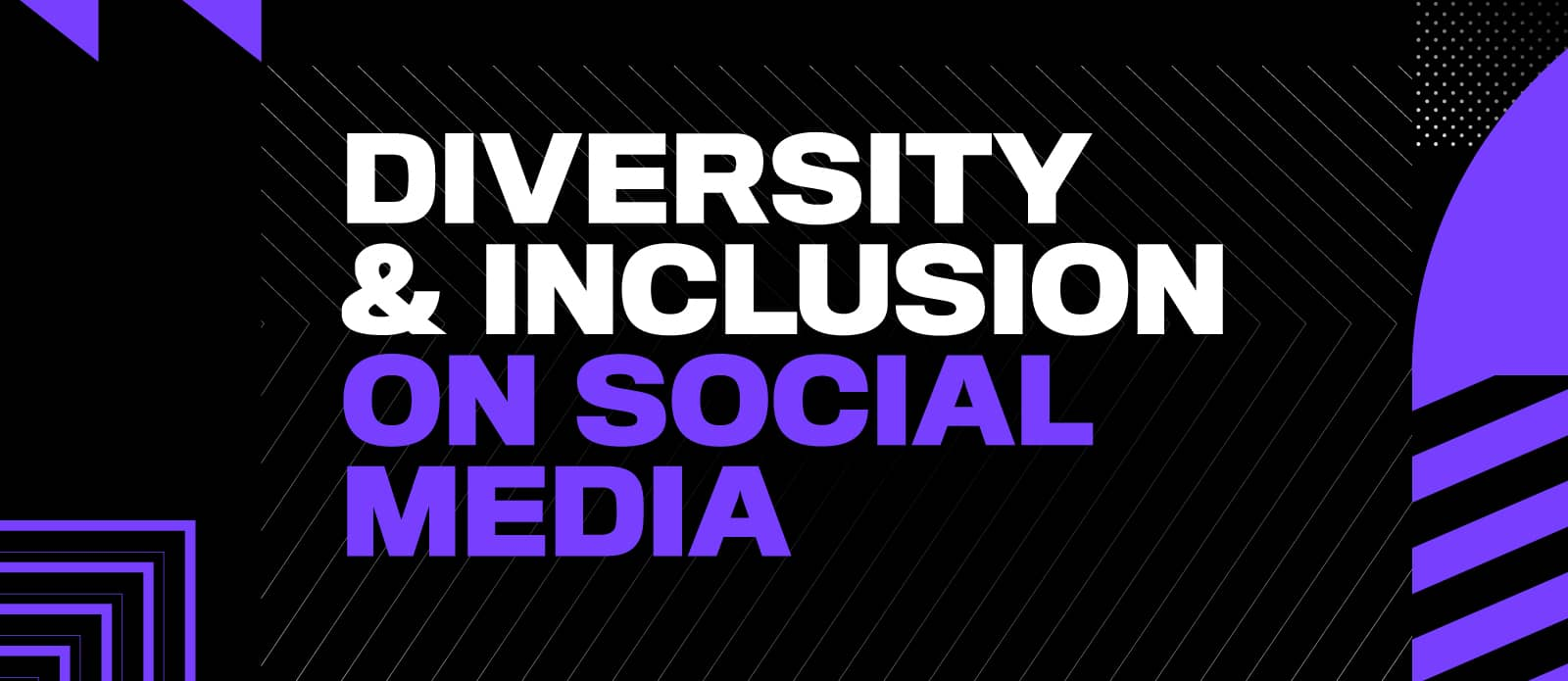 Diversity and Inclusion on College and University Social Media Accounts